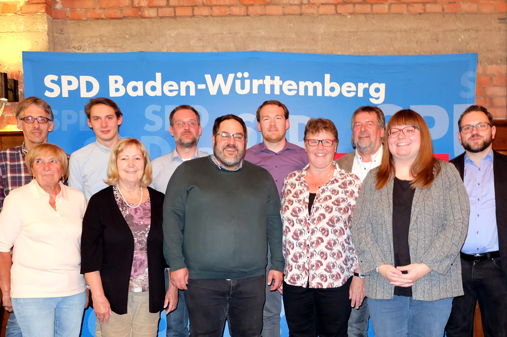 SPD Kreismitgliederversammlung 2018: Bild 1
