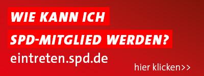 Eintreten in die SPD